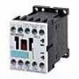 Контакторы 3RT15, 4-х полюсные (2З+2Р), для коммут двигателей 4…18,5kW
